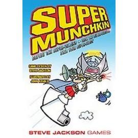 Super Munchkin Revised