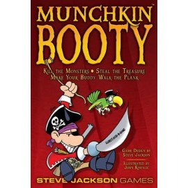 Munchkin Booty Revised