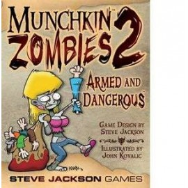 Munchkin Zombies 2 Armed and Danger