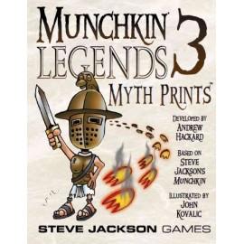 Munchkin Legends 3