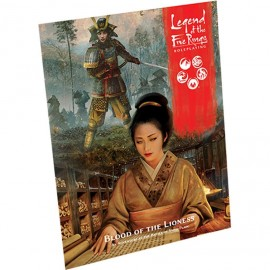 Legend of the Five Rings: Blood of Lioness RPG