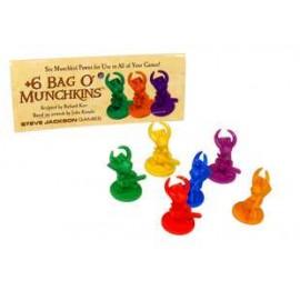 Munchkin +6 Bag O' Munchkins