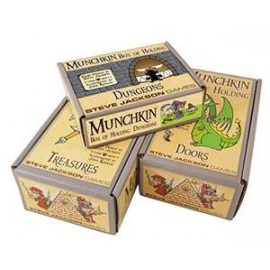 Munchkin Boxes of Holding Set 2