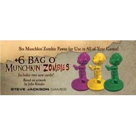 Munchkin +6 Bag 'O Munchkin Zombies