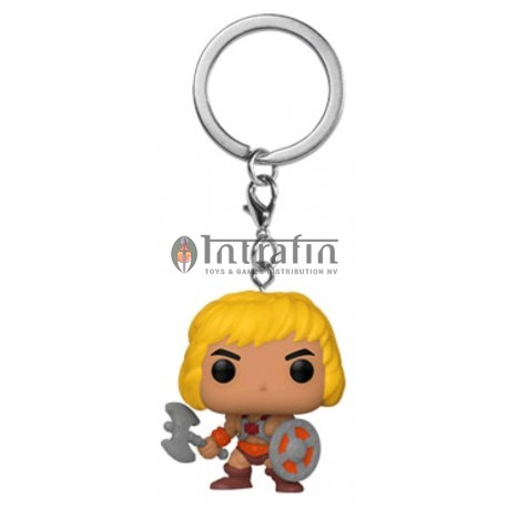POP Keychain: Masters Of The Universe - He-Man