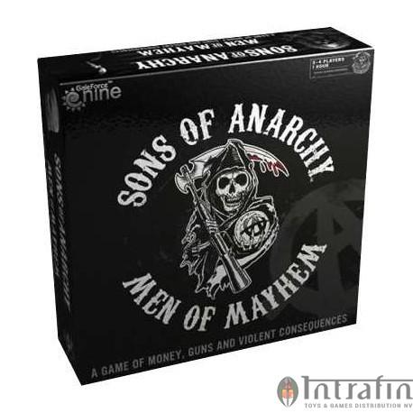 Sons of Anarchy Men of Mayhem