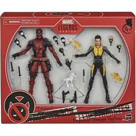 Marvel Legends X-Men Deadpool & Negasonic Teenage Warhead
