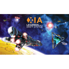 Xia: Legend of A Drift System Boardgame