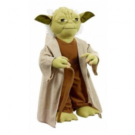 "Talking Plush - Life size 26"" Yoda"