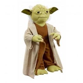 "Talking Plush - Life size 26"" Yoda"