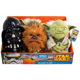 Star Wars - Talking Plush - 23cm Assortment (6)