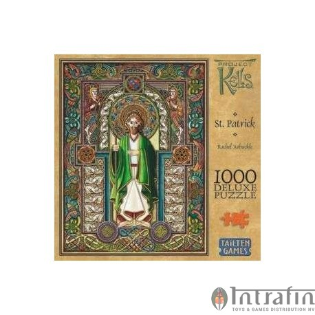 Saint Patrick - Puzzle of 1.000 pieces