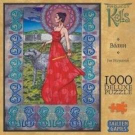 Boann 1000 pieces Deluxe Puzzle