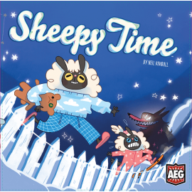 Sheepy Time - boardgame