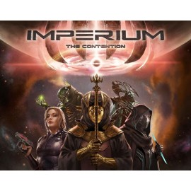Imperium: The Contention (Retail Edition) Board Game