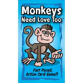 Monkeys Need Love Too (Boxed Card Game)