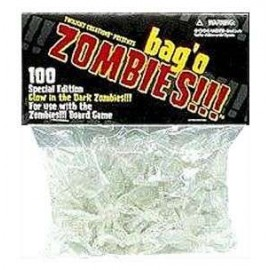 Zombies Bag O' Zombies Glow in theDark