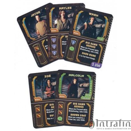 Firefly Promo Card Pack