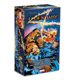Legendary Deck-building Game Fantastic Four OUT OF PRINT