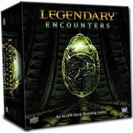 Legendary Encounters an Alien Deck-building Game