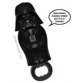 Star Wars - Bottle Opener with sound - Darth Vader