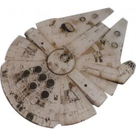 Star Wars - Chopping Board - Millenium Falcon