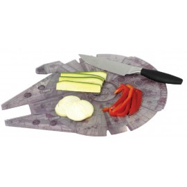 Star Wars - Chopping Board - Millenium Falcon