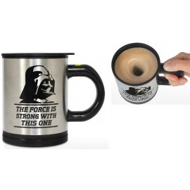 Star Wars - Self Stirring Mug - Darth Vader