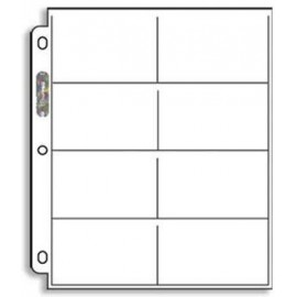 8-Pocket Pages (100)