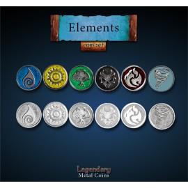 Elemental Pack tokens