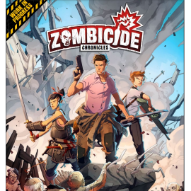Zombicide :Chronicles RPG : Core book