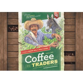 Coffee Traders - board game