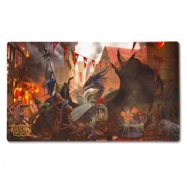 Playmat - Valentine Dragons 2021