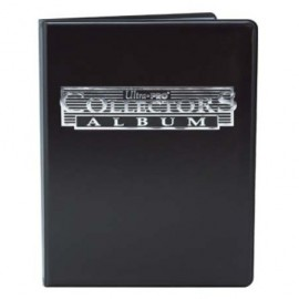 Collector 9-Pocket Portfolio Black