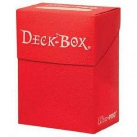 Deck Box Red