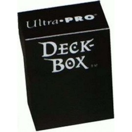 Deck Box Black