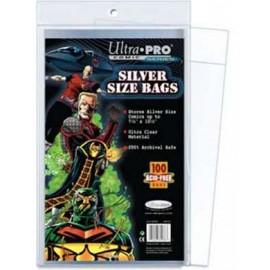 Comic Bags Silver Size (100)
