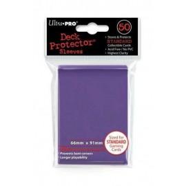 Standard Sleeves Purple Display (12x50)
