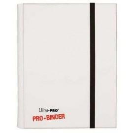 Pro Binder 9-Pocket White