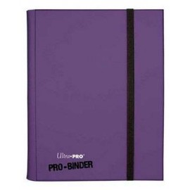 Pro Binder 9-Pocket Purple