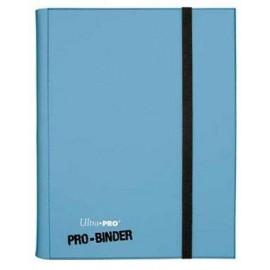 Pro Binder 9-Pocket Light Blue