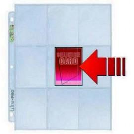 9-Pocket Side Loading Pages (100)