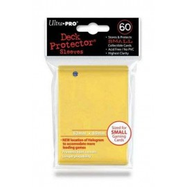 Small Sleeves Yellow Display (10x60)