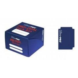 Pro Dual Deck Box Blue