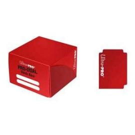 Pro Dual Deck Box Red