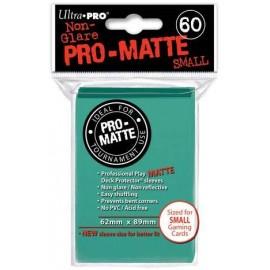 Pro Matte Small Sleeves Aqua Display (10x60)