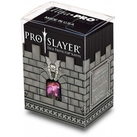 Sleeves Slayer Black US (8x100)
