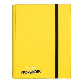 Pro Binder 9-Pocket Yellow