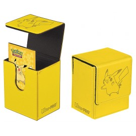 Pokemon Flip Box Yellow