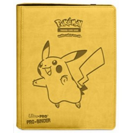 Pokemon Pro Binder 9-Pocket Premium